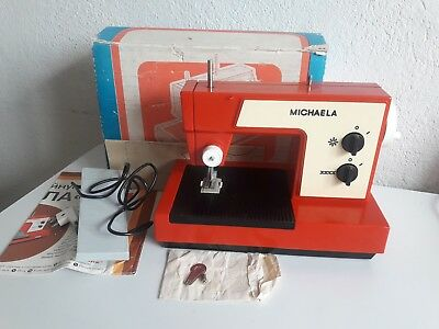 Vintage German Sewing Machine Toy Piko Michaela GDR