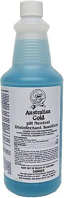 Australian Gold PH Neutral Disinfectant Cleaner 32 oz Concentrate