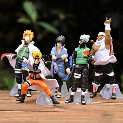 5x Naruto Action Figures Set- Hot 🔥-10CM
