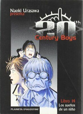 20th Century Boys nº 14/22 (Manga)