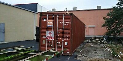 *READ DESCRIPTION BEFORE BUYING* - 40' High Cube - CARGO WORTHY - Free Delivery