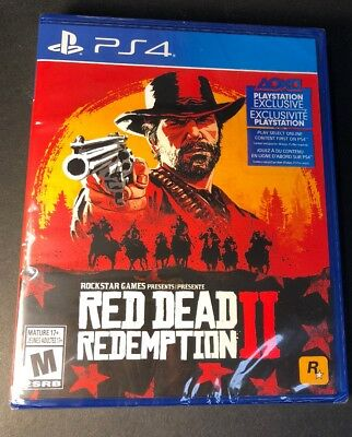 Red Dead Redemption 2 (PS4) Nuovo