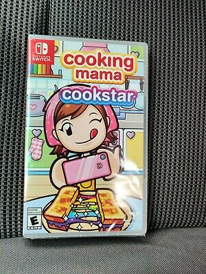 Cooking Cooking Mama: Cookstar, (2020) Nintendo Switch BRAND NEW IN HAND