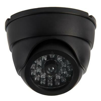 2 x Dummy CCTV Camera Dome – Fake Security Surveillance Camera Outdoor Indoor