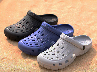 Summer Clogs Shoes Water Slip Men Women Quick Dry Casual Home Beach Slippers
