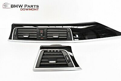 Bmw F30 F31 F32 F33 Dekorleisten Interieurleisten Interior Stripes Trim Black