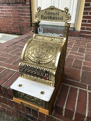 NATIONAL CASH REGISTER 313 Special Edition 100 Works Great Free Shipping
