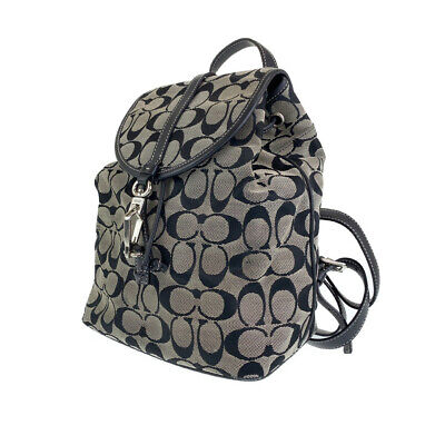 Free shipping COACH Backpack · Daypack canvas Women from Japan