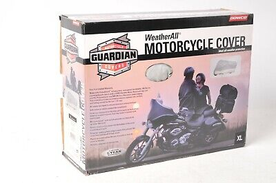 NOS Dowco WeatherAll Grey Motorcycle Cover 50006-03 XXXL 3-Extra-Large Touring