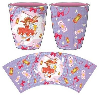 Japan Card Captor Sakura Melamine Cup - Sakura Version
