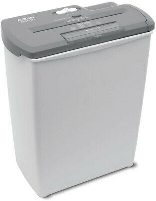 Aurora AS810SD 8-Sheet Strip-Cut Paper, CD and Credit Card Shredder Basket New F