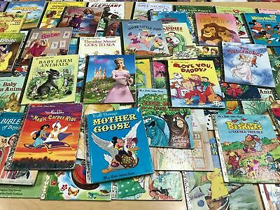 Little Golden Books Lot of 20 Mix with Free Shipping -  Great Stories