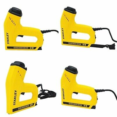 Stanley TRE550Z Heavy Duty Electric Staple/Nail Gun - Multi-Colour NEW & FAST