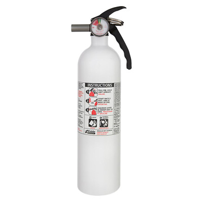 Fire Extinguisher Automotive Marine 10-B:C Liquid Gas Electrical Disposable New