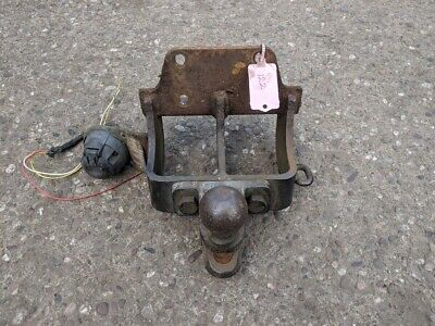 Toyota Land Cruiser Lc4 2003 Tow Bar With Electrics