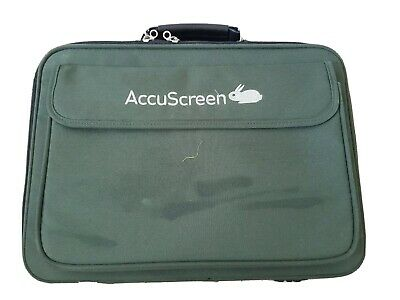 Madsen Accuscreen Pro Hearing Screener Audiometer Carry Case