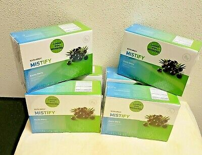 Synergy Mistify Resveratrol AntiOxidant Matrix Dietary System - 5 Boxes/150 Gels