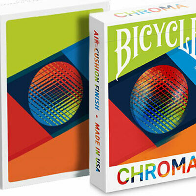 Mazzo di carte Bicycle Chroma Playing Cards