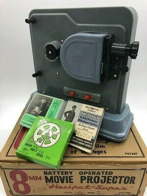 Vintage Horipet Super 8mm Movie projector