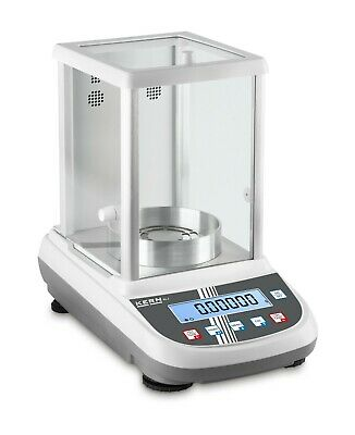 ALS-A/ALJ-A: Range of analytical balances, with large weighing ranges