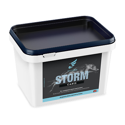 STORM® Canis Muscle performance Supplement For Racing, Flyball, Agility