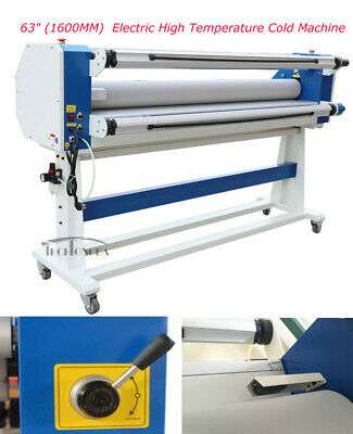 "Intbuying 63""(1600MM)  Electric High Temperature Cold/Thermal Laminating Machine"