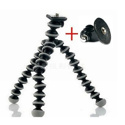 Octopus Flexible Tripod Mount Stand for Camera Action Phone Outdoor Photo Gifts*