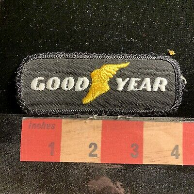 Good Year Car Tire Advertising Patch GOODYEAR TIRENET TEAM 00M3