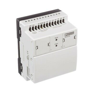 Phoenix Contact 2700464 PLC CONTROL LOGIC 8 IN 4 OUT 24V