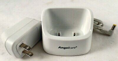 AngelCare AC401 replacement charger cradle and AC Adapter