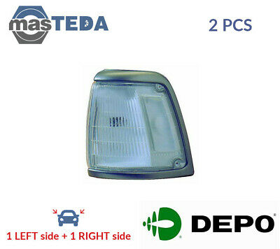 Depo 314-1505R-AS Mitsubishi Mirage Passenger Side Replacement Parking//Signal Light Assembly 02-00-314-1505R-AS
