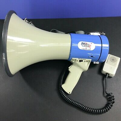 VTG Transistor Megaphone w/ Siren & Whistle Battery Operated from MegaPhone USA