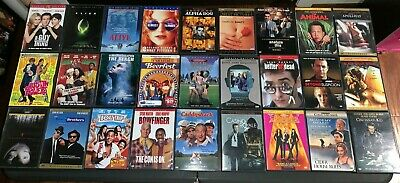 Personal Collection - DVD's *YOU PICK ANY FOUR* - Like New/Very Good Condition