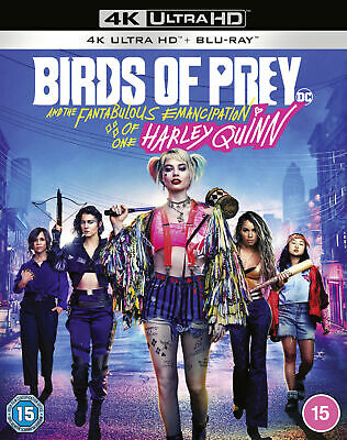 Birds of Prey (and the Fantabulous Emancipation of One Harley Quinn) 4K Ultra HD