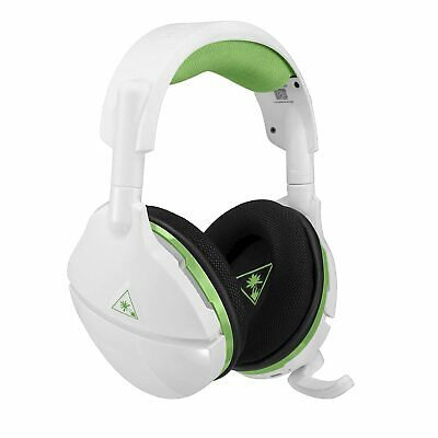 Turtle Beach Stealth 600 White Wireless Surround Sound Gaming Headset for Xbox