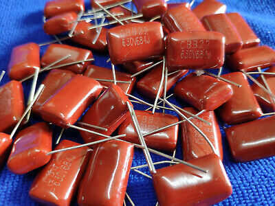 684J 630V 10x CBB22 0.68UF 680nF Film Capacitor Replacement for 2J684J SIC 460