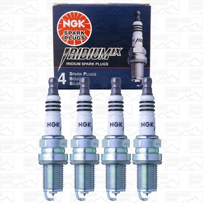 4 pc Denso Platinum TT Spark Plugs for Chevrolet Equinox 2.4L L4 2010-2017 eu