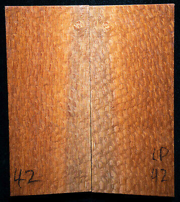"""Leopardwood #42 Knife Scales 5""""x 2.25""""x7/16"""" see 100 species in my store"""
