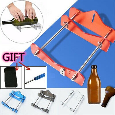 DIY Wine Beer Glass Bottle Cutter Cutting Kit Art Tool Recycle Craft Machine