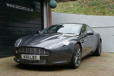 2011 Aston Martin Rapide V12 Touchtronic 4dr Auto Saloon Petrol Automatic