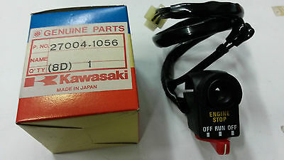 Commutatore DX Kawasaki KLR 250 1987 art 270041056