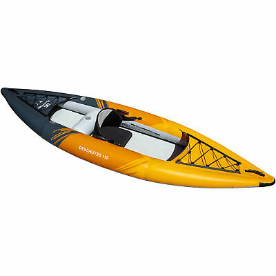 2020 Aquaglide Deschutes 110 - 1 Man Inflatable Kayak