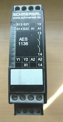 Schmersal Safety Relay Aes 1136