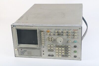 HP 4145A Semiconductor Parameter Analyzer - AS IS