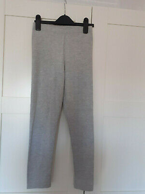 Girls Lounge Wear Jogging Bottoms In Grey Size 10-11 Years  From George