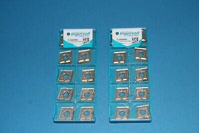 AOCT 110308FR P IN30M INGERSOLL *** 10 INSERTS *** FACTORY PACK ***