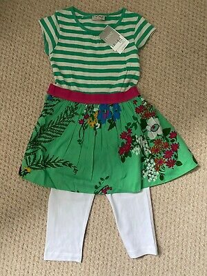 Lovely 2 peice Next dress and leggings. Age 5