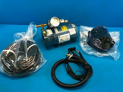 Allegro Industries 9210-01 1-Worker Low Pressure Systems w/ 50' Hose