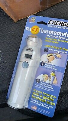 Exergen Thermometer
