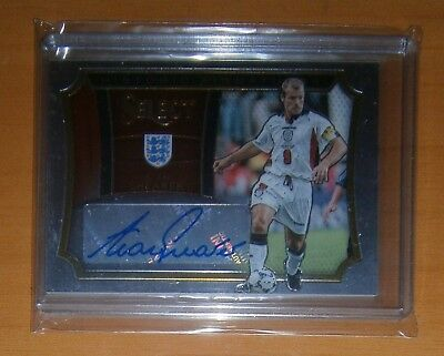 AUTOGRAFO Alan Shearer SIGNED AUTOGRAFO CARD PANINI Inghilterra Newcastle United